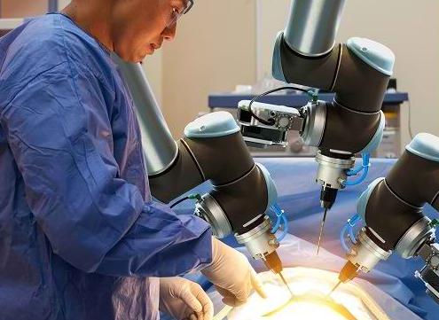 Operasi Robotik Ini